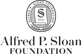 Funder: The Alfred P. Sloan Foundation