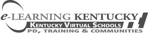 Funder: e-Learning Kentucky