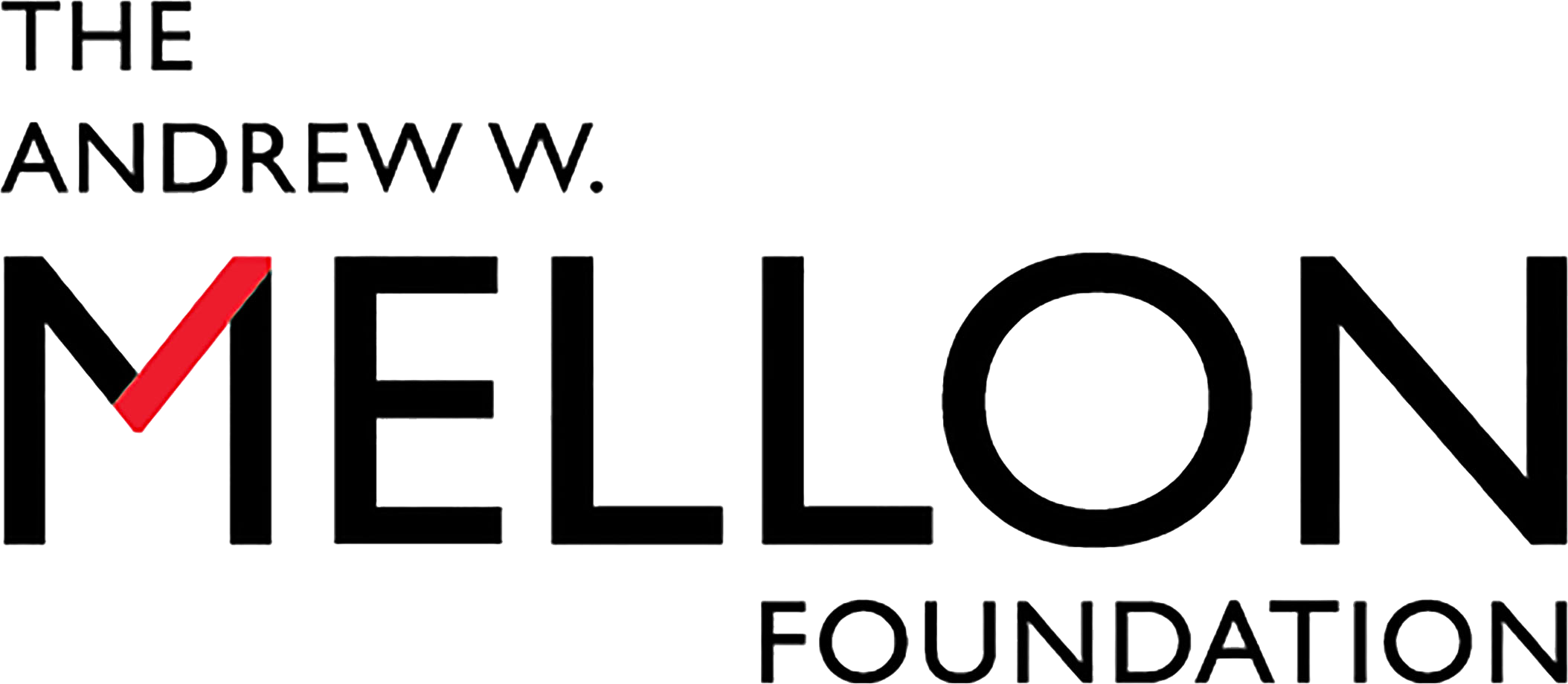The Andrew W. Mellon Foundation | Color and Grayscale | 2018