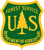 Forest Service, (color) U.S. Department of Agriculture | Color and Grayscale | 2017