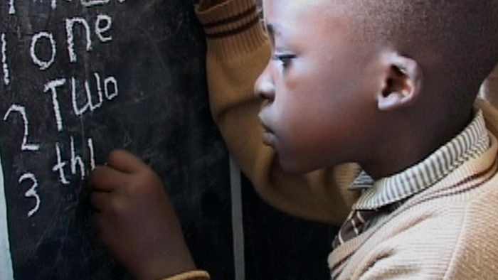 A Look at a Kenyan Classroom