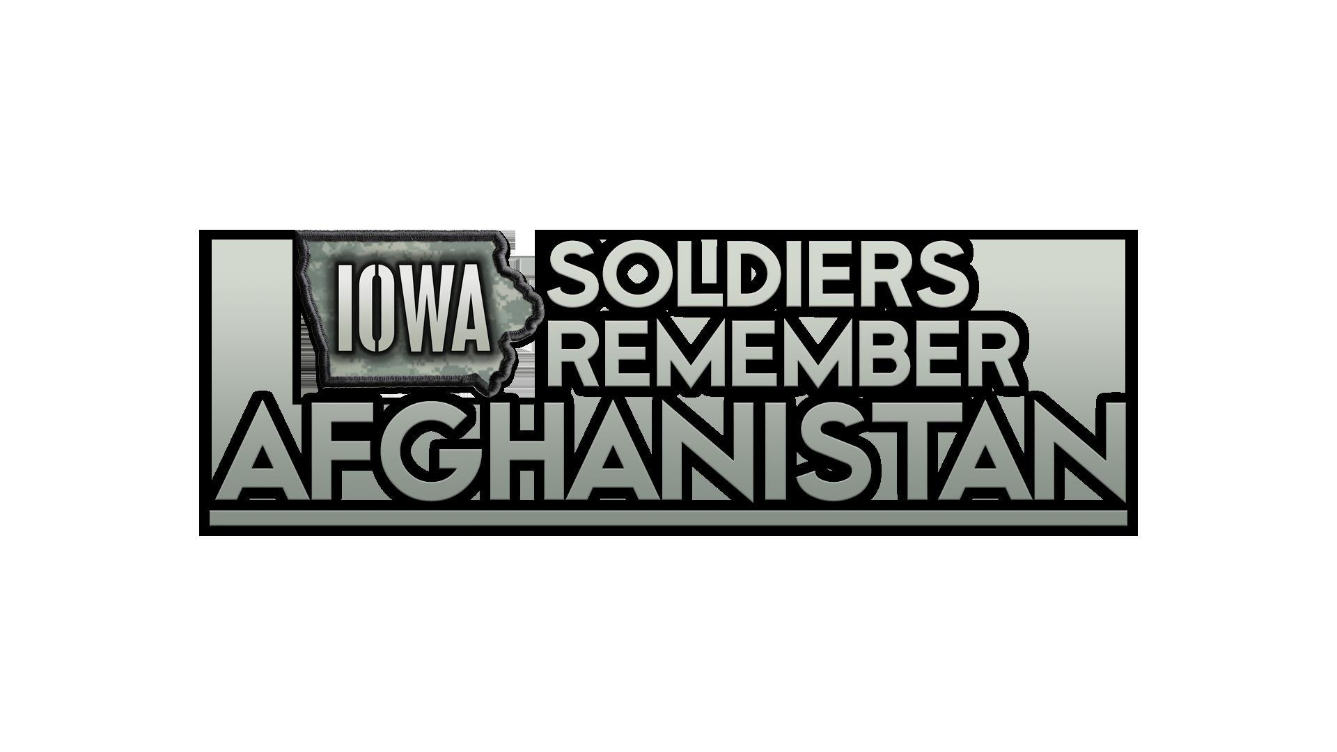 Iowa Soldiers Remember Afghanistan