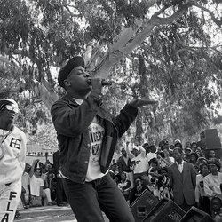Public Enemy Live in UCLA 1987