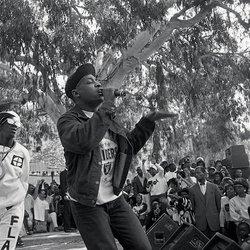 Public Enemy Live in UCLA 1987