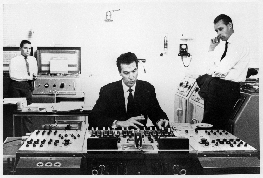 Martin Engineers Control Room