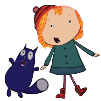 peg and cat characters