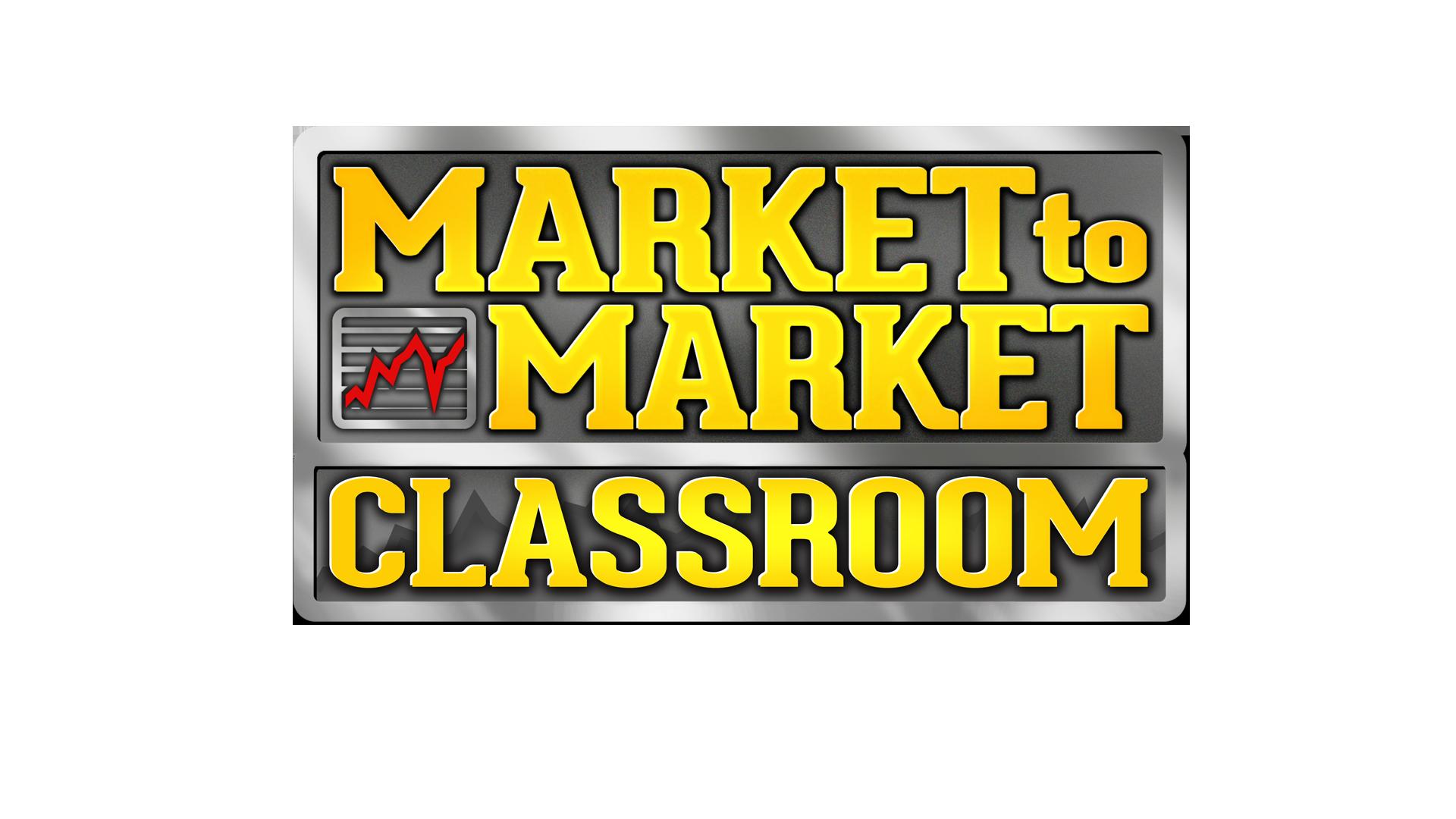 Market to Market Classroom