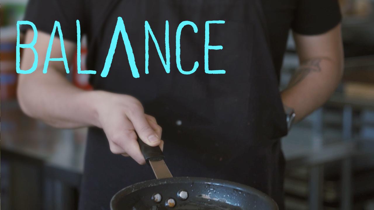 Balance thumb