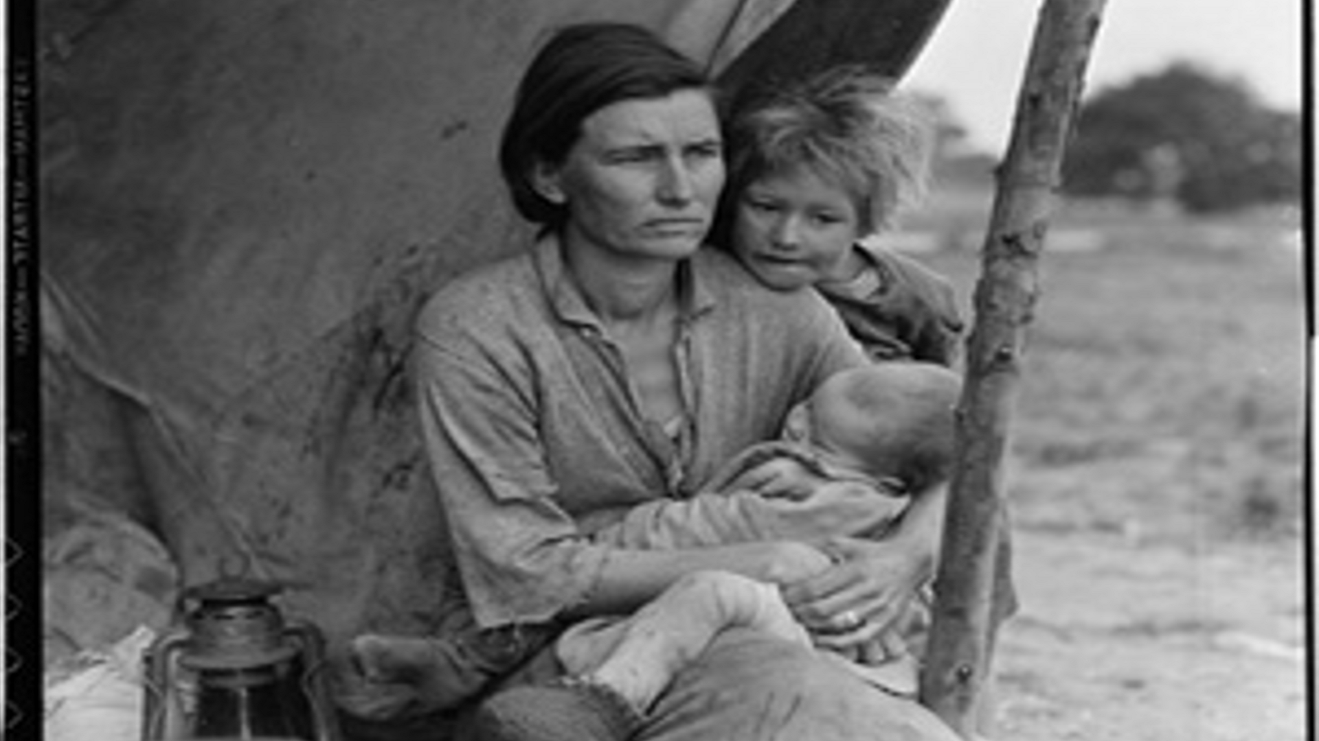 Migrant Mother: Documenting American Life in the 1930s Through Photography